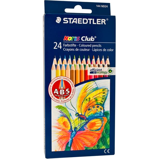 фото Набор цветных карандашей Staedtler 144ND24