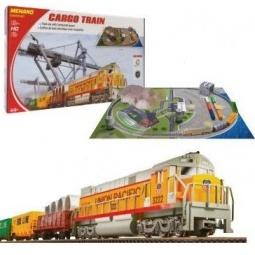 фото Набор железной дороги игрушечный Mehano CARGO TRAIN с ландшафтом