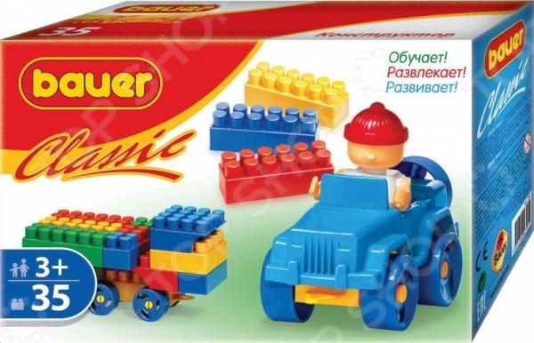 Конструктор игровой Bauer кр320