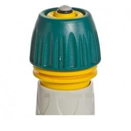 Купить Соединитель шланг-насадка с автостопом Raco Original 4250-55196T