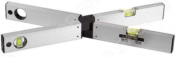 Уровень Kraftool Pro Mass Level 1-34730-030 плоская кисть kraftool klassik 1 01013 25