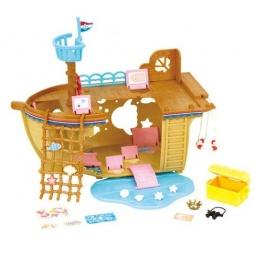 фото Набор игровой Sylvanian Families 5210 «Детская площадка. Сокровища морей»