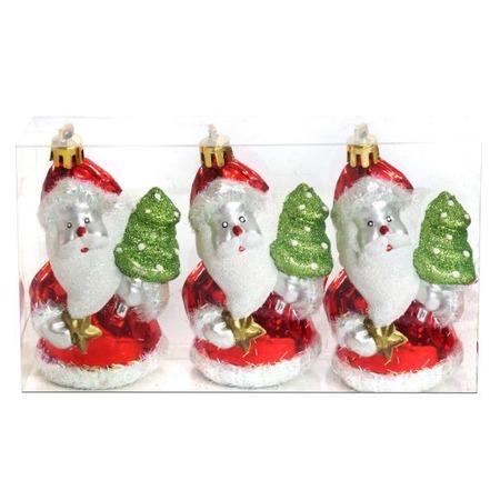 Купить Украшение на елку Новогодняя сказка «Дед Мороз» 971064