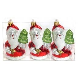 фото Украшение на елку Новогодняя сказка «Дед Мороз» 971064
