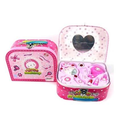 Купить Набор аксессуаров для девочки Shantou Gepai «Чемодан-косметичка» 1707356