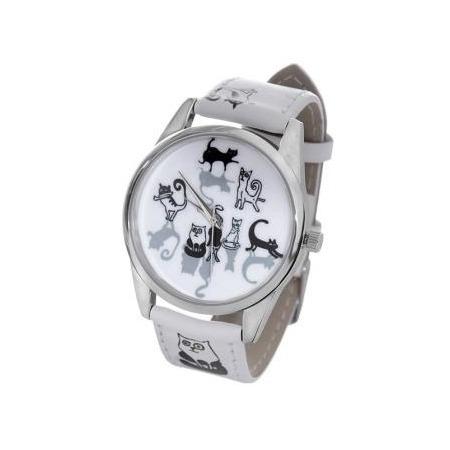 Купить Часы наручные Mitya Veselkov «Кошки и коты»