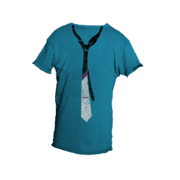 фото Футболка Warrior Poet Fall Faux Tie SS T-Shirt. Рост: 98-104 см