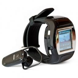 фото Часы-мобильный телефон Watchtech V3 Черные