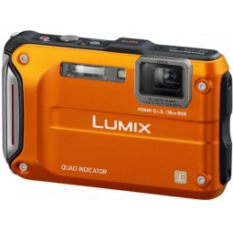 фото Фотокамера цифровая Panasonic Lumix DMC-FT4