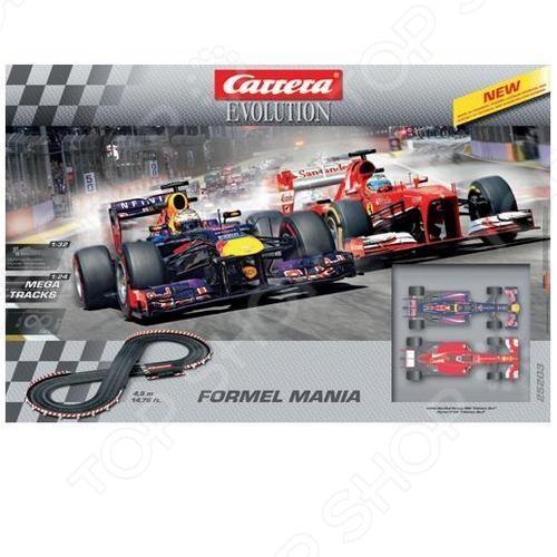 Трек гоночный Carrera «Formel mania»