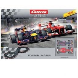 Купить Трек гоночный Carrera «Formel mania»