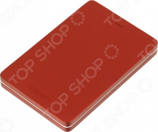 все цены на Внешний жесткий диск Toshiba Canvio Alu 1Tb онлайн