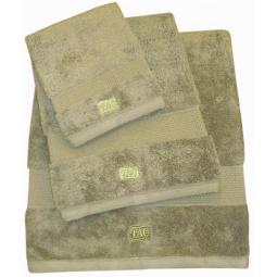 фото Полотенце TAC Basic. Размер: 50х90 см. Плотность ткани: 500 г/м2. Цвет: зеленый