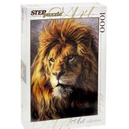 фото Пазл 1000 элементов Step By Step «Царь зверей»