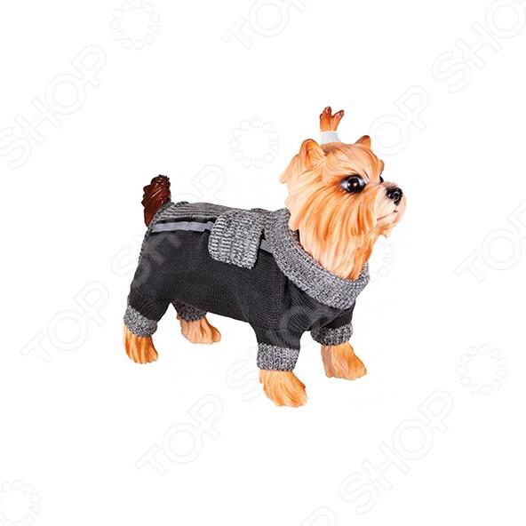 Свитер для собак DEZZIE 562521 свитер для собак dezzie 561507 цвет бежевый