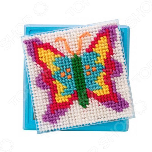 Набор для вышивания Alex «Бабочка» пяльцы и рамки для вышивания