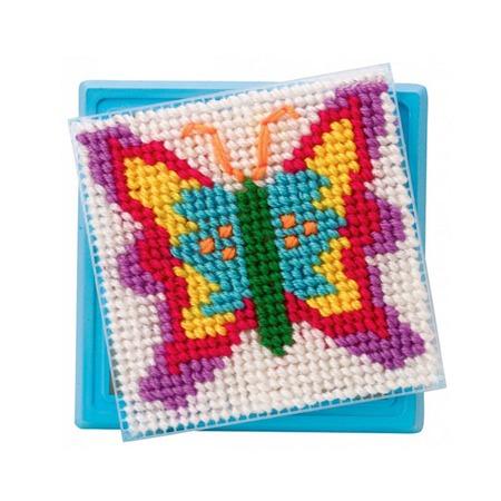 Купить Набор для вышивания ALEX «Бабочка»