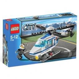 фото Конструктор LEGO Полицейский вертолет