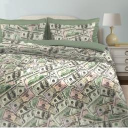 фото Комплект постельного белья Любимый дом «Миллион». 2-спальный
