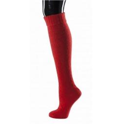 фото Носки женские Teller Cozy Angora. Цвет: красный. Размер: 36-38