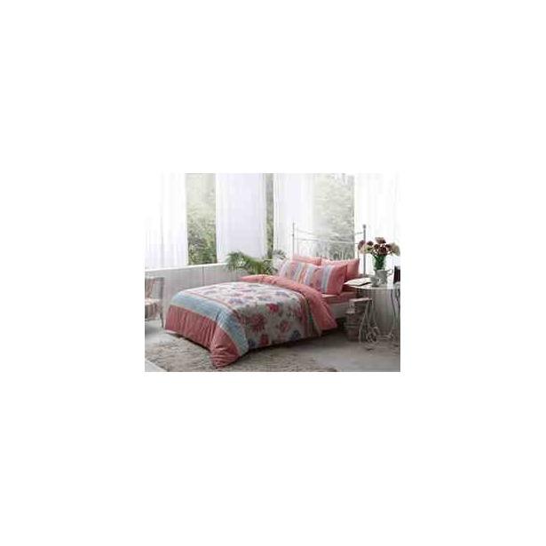 фото Комплект постельного белья Tac Floral. 2-спальный