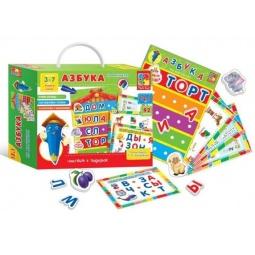 Купить Игра развивающая Vladi Toys «Азбука с магнитной доской»