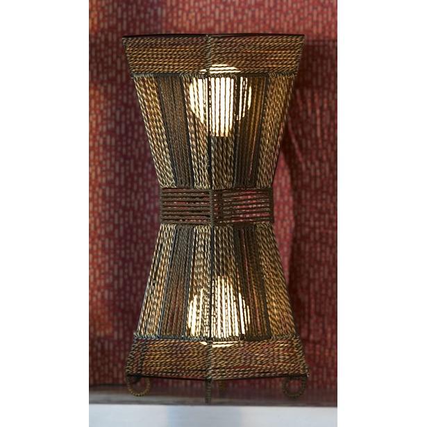 фото Настольная лампа декоративная Lussole Moricone
