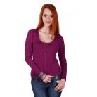 Фото Жакет Mondigo 9721. Цвет: лиловый. Размер одежды: 42