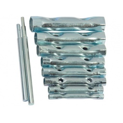 Купить Набор ключей-трубок торцевых SPARTA с 2-мя воротками