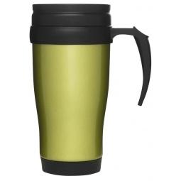 фото Термокружка автомобильная Sagaform Car Mug. Цвет: зеленый