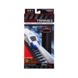 фото Набор железной дороги игрушечный Powertrains&Constructions 44736. В ассортименте