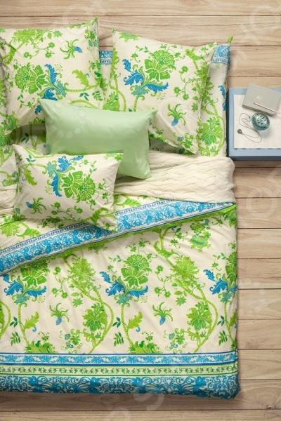 Zakazat.ru: Комплект постельного белья Сова и Жаворонок Premium «Мелисса». 2-спальный