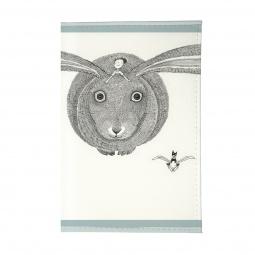 фото Обложка для автодокументов Mitya Veselkov «Кролик летит»