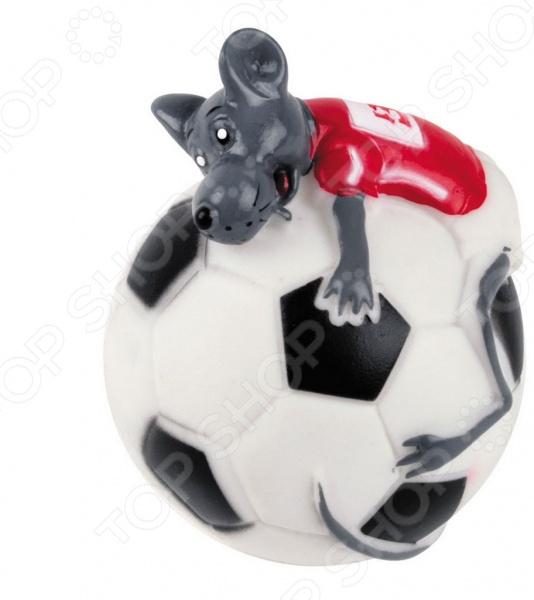 Игрушка для собак DEZZIE «Мышиный футбол»