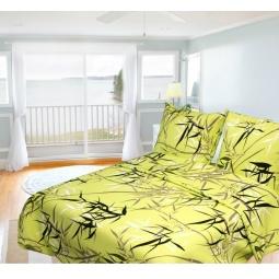 фото Комплект постельного белья Олеся «Бамбук». 1,5-спальный