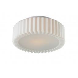 Купить Светильник потолочный для ванной Arte Lamp Aqua A5027PL-1WH