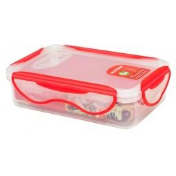 фото Контейнер для хранения продуктов Oursson Clip Fresh CP0900S. Цвет: красный