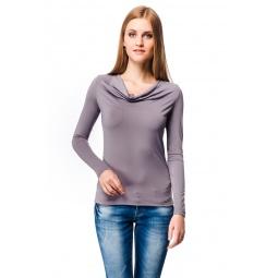 фото Кофта Mondigo 1464. Цвет: серый. Размер одежды: 44