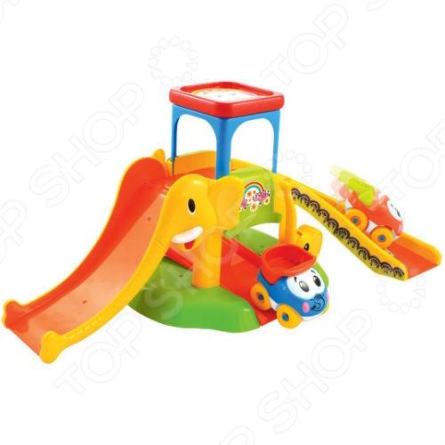 фото Игрушка развивающая Toy Target Моя первая парковка, Другие развивающие игрушки и игры