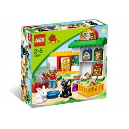 фото Конструктор LEGO Зоомагазин