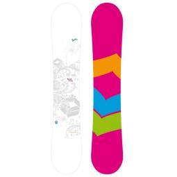 Купить Сноуборд FTWO Whitedeck Women LTD (2013-14)