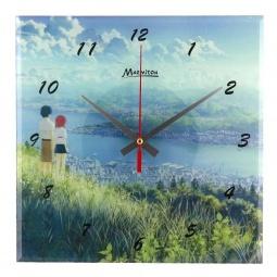 фото Часы настенные Marmiton «Прибрежный город»