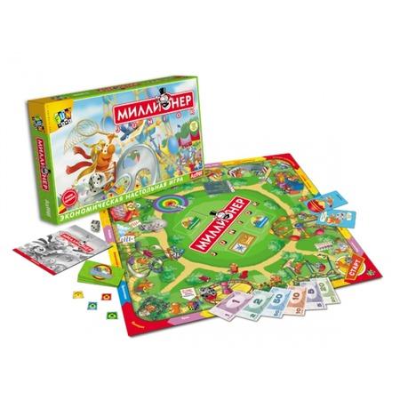 Купить Настольная игра Оригами «Миллионер-юниор»