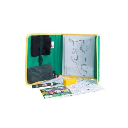 Купить Набор для рисования в дороге Crayola Dry Erase