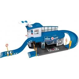 фото Набор игровой для мальчика Majorette «Парковка. Полицейская станция» Creatix