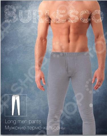 Кальсоны мужские Burlesco W1 2 - качественные и удобные кальсоны, которые согреют вас в любую погоду. Длинные кальсоны с клапаном имеют плоские швы. Белье обладает согревающим эффектом, при этом не задерживает влагу между волокнами ворса. Комплект выполнен из качественного и износостойкого материала: 20 хлопок, 80 полиэстер.