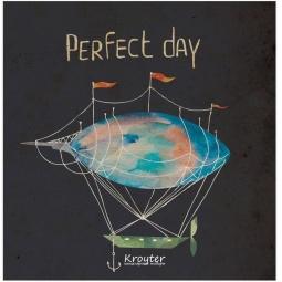 фото Тетрадь в клетку Kroyter Perfect Day