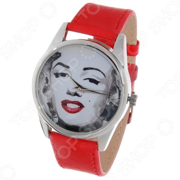Часы наручные Mitya Veselkov «Монро» Color часы наручные mitya veselkov райский сад color