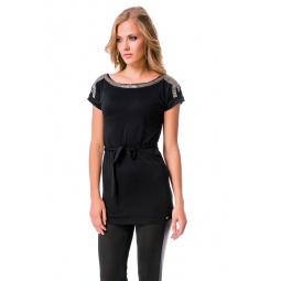 фото Туника Mondigo 9904. Цвет: черный. Размер одежды: 46
