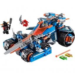 фото Конструктор игровой LEGO «Устрашающий разрушитель Клэя»